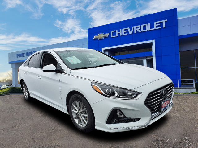 Pre-Owned 2018 Hyundai Sonata SE FWD 4D Sedan