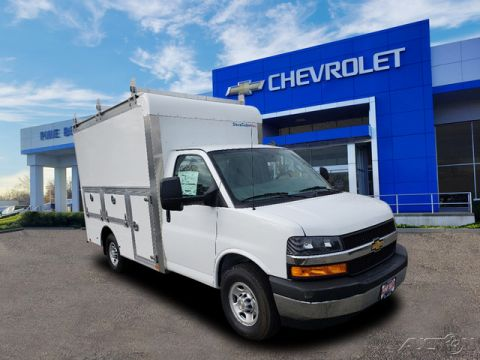 New 2020 Chevrolet Express 3500 Work Van RWD 2D Chassis