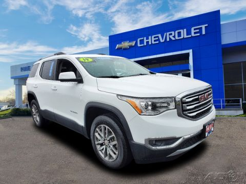 Pre-Owned 2019 GMC Acadia SLE-2 AWD 4D Sport Utility
