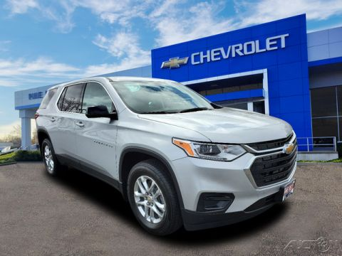 New 2020 Chevrolet Traverse LS AWD 4D Sport Utility