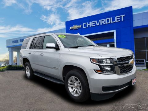 Certified Pre-Owned 2018 Chevrolet Tahoe LT 4WD 4D Sport Utility