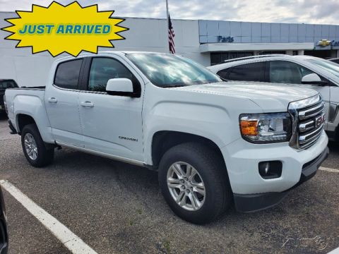 Pre-Owned 2019 GMC Canyon SLE1 RWD 4D Crew Cab