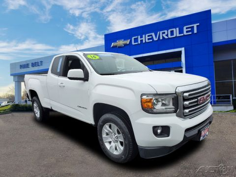 Pre-Owned 2016 GMC Canyon SLE1 RWD Standard Bed